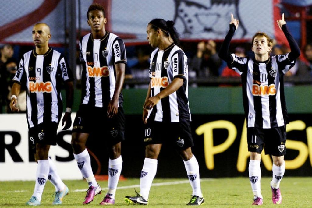 Os melhores jogadores do Atlético-MG para você escalar no Cartola F.C 2013