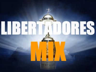 Inscrições Libertadores Mix