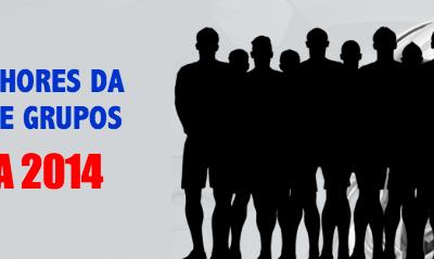 Os melhores jogadores da fase de grupos da Copa 2014