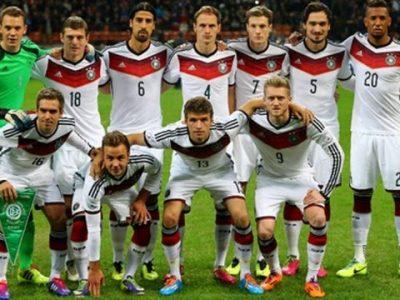 A revolução do futebol alemão