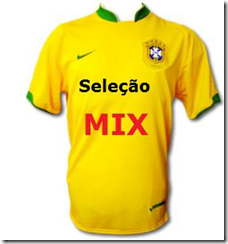 SELEÇÃO MIX 15ª RODADA