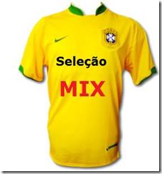 SELEÇÃO MIX 20ª RODADA