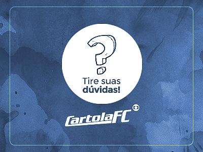 Dúvidas frequentes sobre o Cartola F.C
