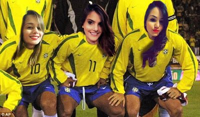 AS DONAS DO CARTOLA #6