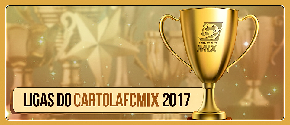 Ligas do CartolaFC Mix 2017