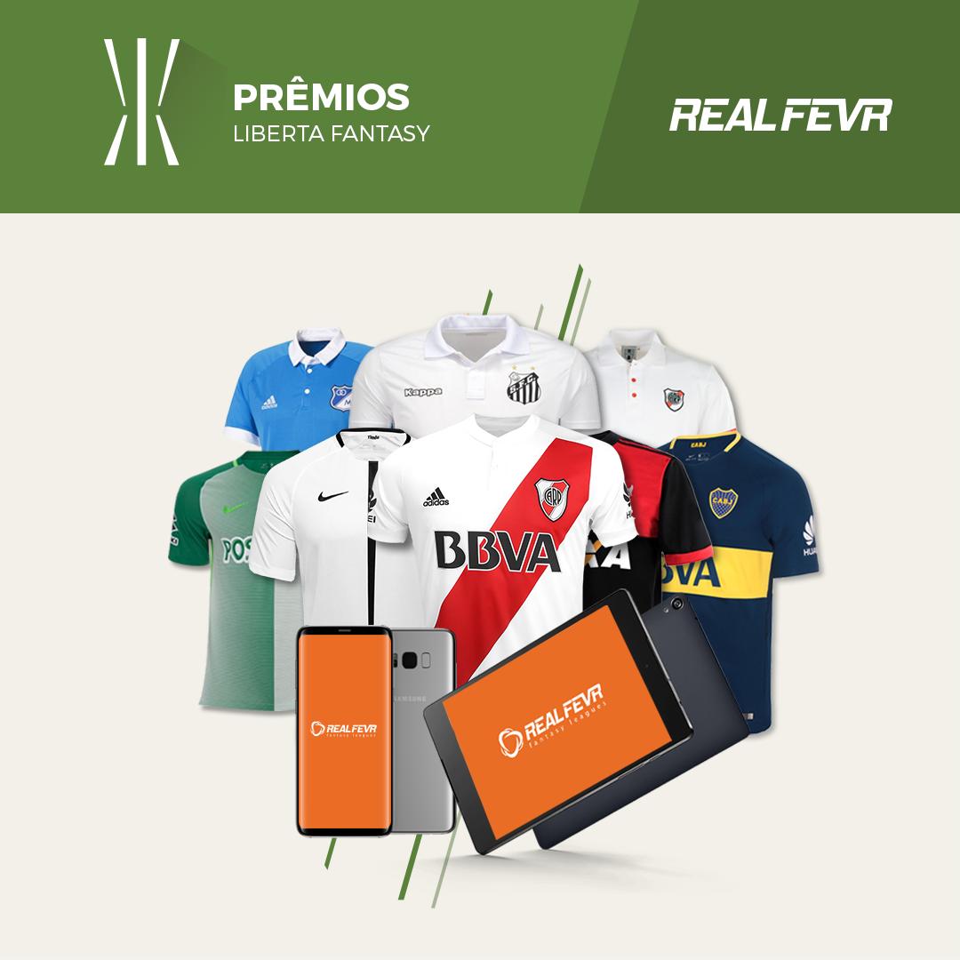 Participe do fantasy da Libertadores