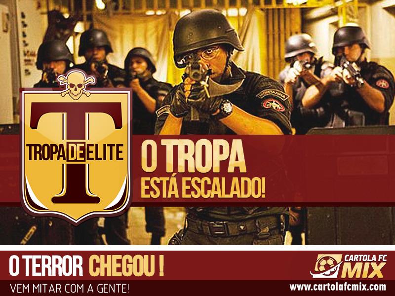 TROPA DE ELITE #2
