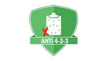 ANTI 4-3-3 #38