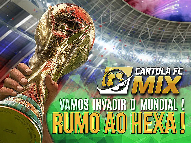 Participe do Fantasy da Copa do Mundo