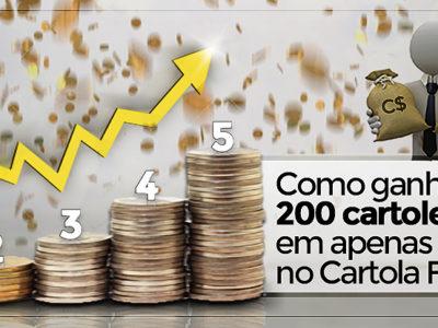Sistema de Valorização do Cartola FC: como ganhar Cartoletas durante o campeonato