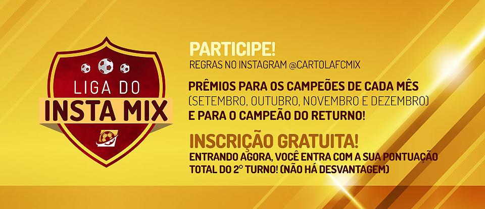 Liga CartolaFC Mix