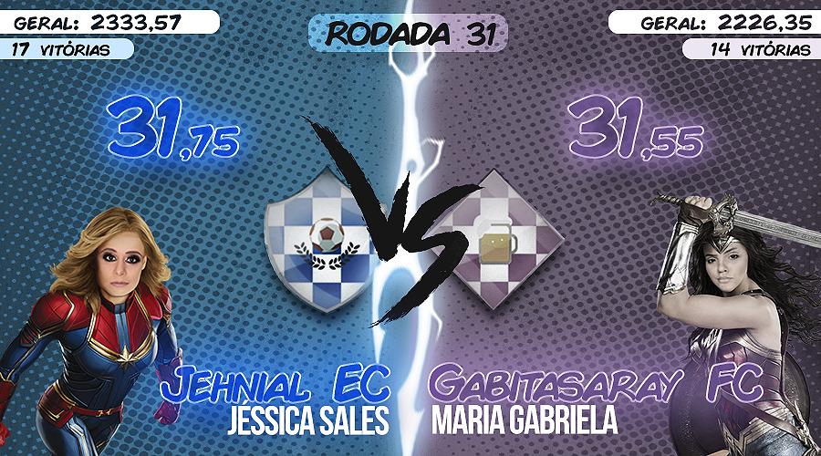AS DONAS DO CARTOLA #32