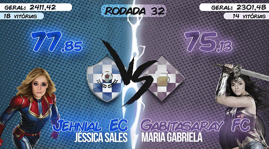 AS DONAS DO CARTOLA #33