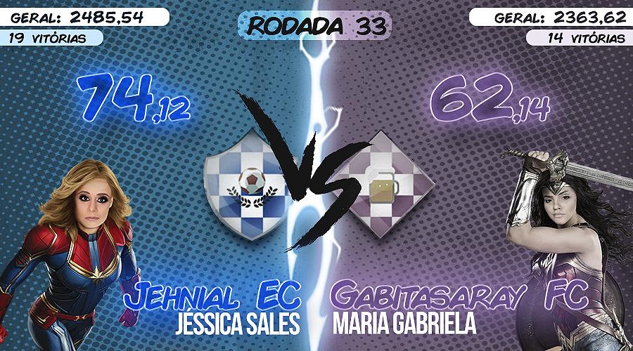 AS DONAS DO CARTOLA #34