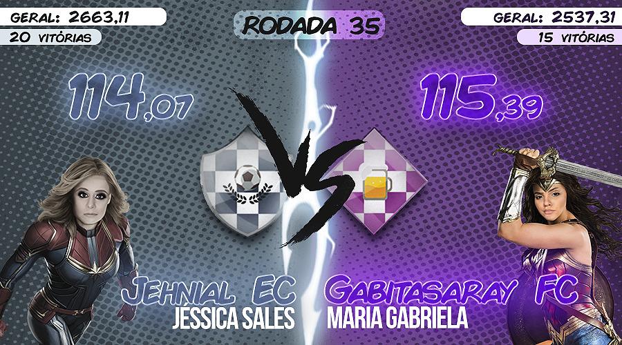 AS DONAS DO CARTOLA #36