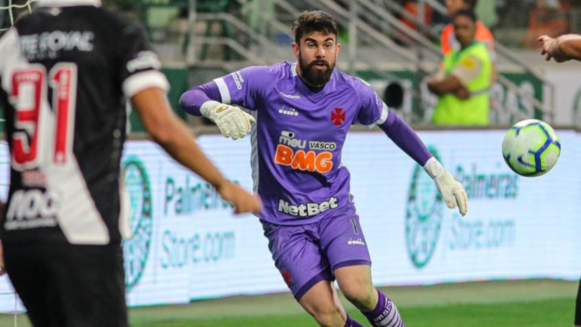 Fernando Miguel, goleiro do Vasco