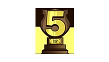 Top 5 por Posição: Cartola Fc 2020, Rodada 1