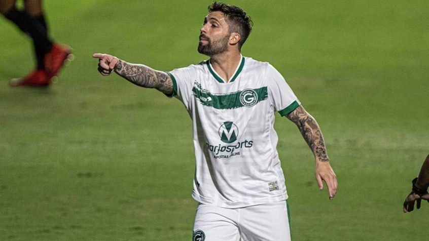 Daniel Bessa, meia do Goiás.