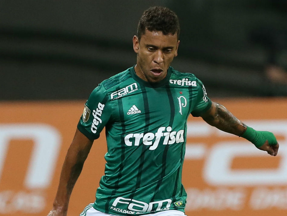 Marcos Rocha, lateral do Palmeiras.