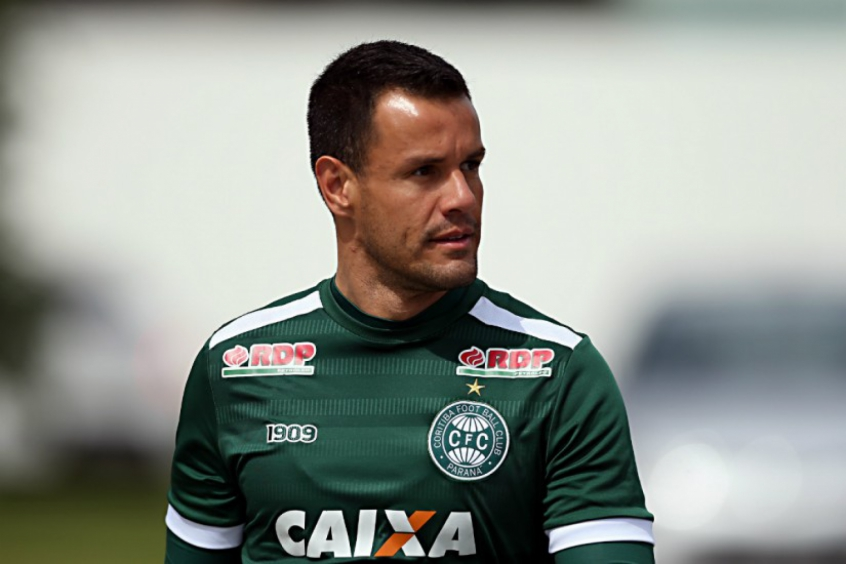 Wilson, goleiro do Coritiba.