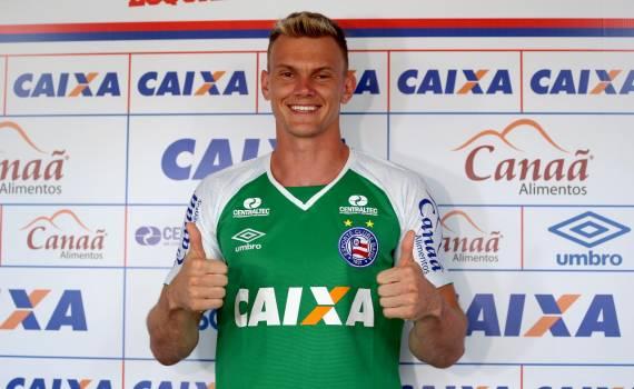 Douglas Friedrich, goleiro do Bahia.