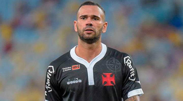Leandro Castan, zagueiro do Vasco.