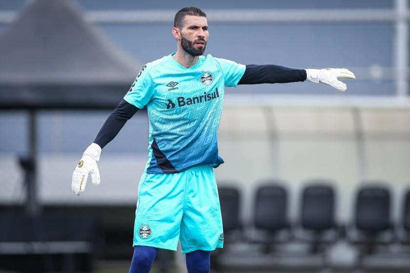 Vanderlei, goleiro do Grêmio.