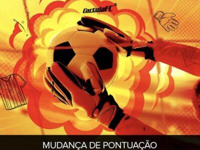 Com muitas mudanças, Cartola FC anuncia novidades para a posição de goleiro