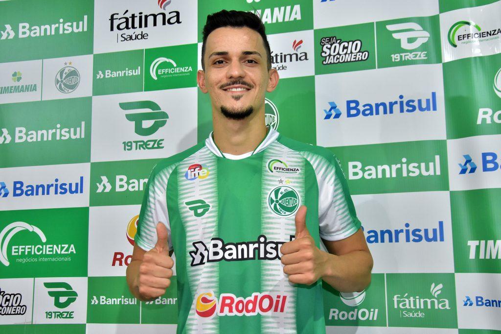 Guilherme Castilho, meia do Juventude.